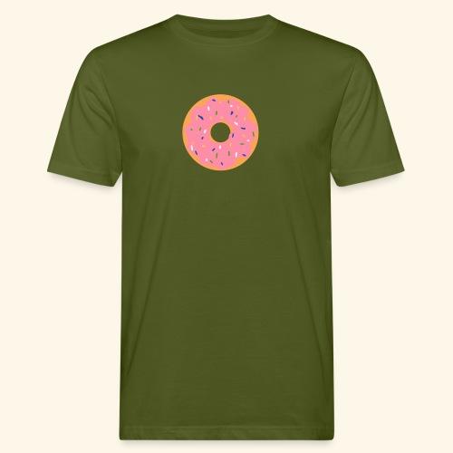 Donut-Shirt - Männer Bio-T-Shirt