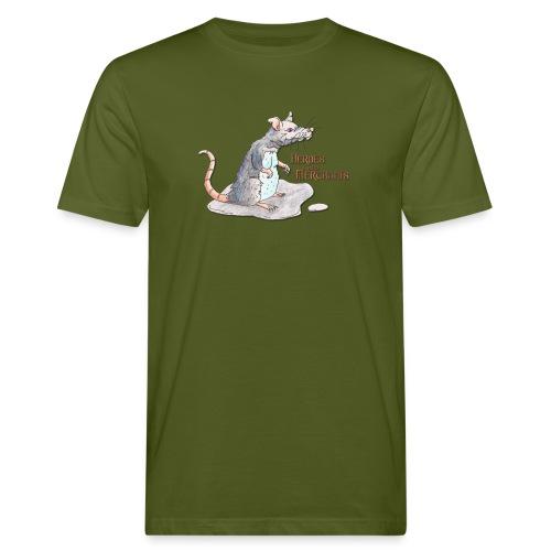 Rat - Männer Bio-T-Shirt