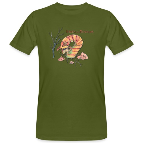 Stoneworm - Männer Bio-T-Shirt