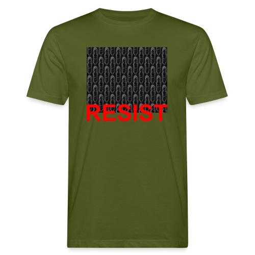 Resist 21.1 - Männer Bio-T-Shirt