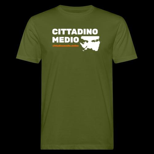 Cittadino Medio - T-shirt ecologica da uomo