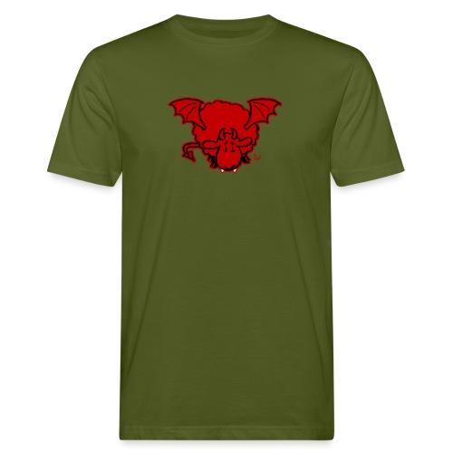 Devil Sheep - Økologisk T-skjorte for menn