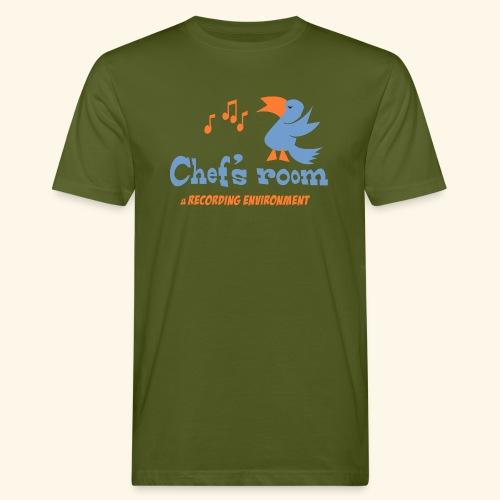 chefs room - Miesten luonnonmukainen t-paita