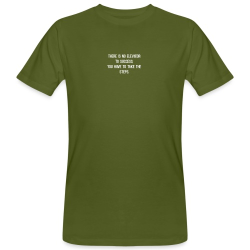 Quote - Men's Organic T-Shirt