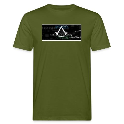 watch creed - Ekologiczna koszulka męska