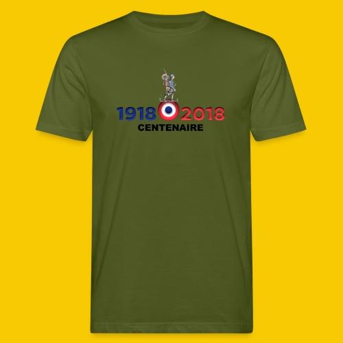 CENTENAIRE - T-shirt bio Homme