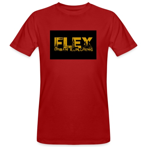 FlexUrban - Men's Organic T-Shirt