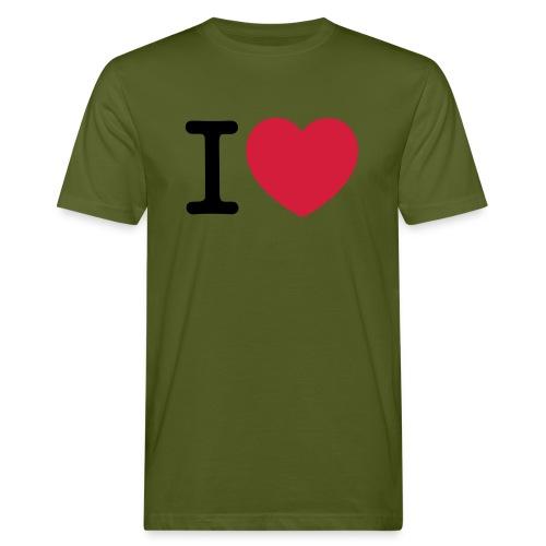 tekening - Mannen Bio-T-shirt