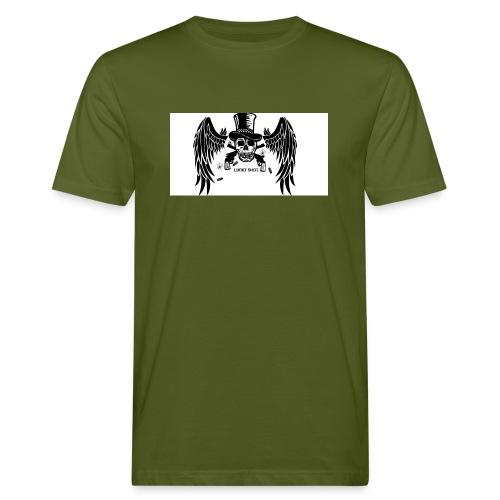 Lucky shot - Miesten luonnonmukainen t-paita