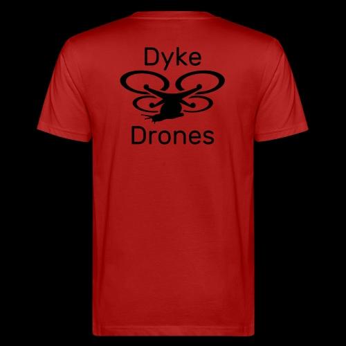 Doppelseitig bedruckt - Männer Bio-T-Shirt