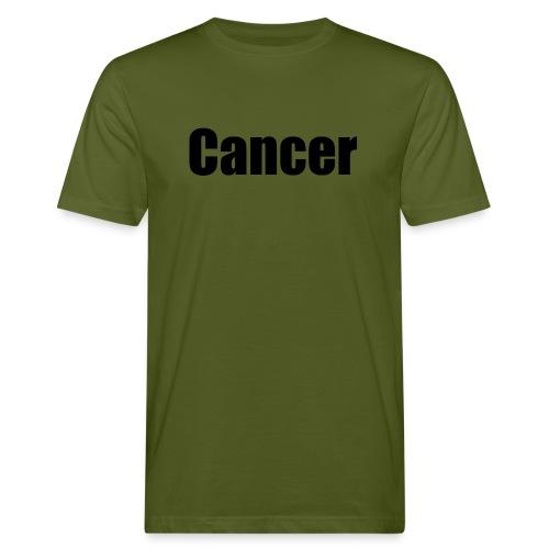 cancer - Men's Organic T-Shirt