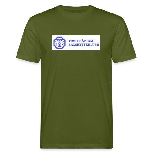 T-shirt Herr - Ekologisk T-shirt herr