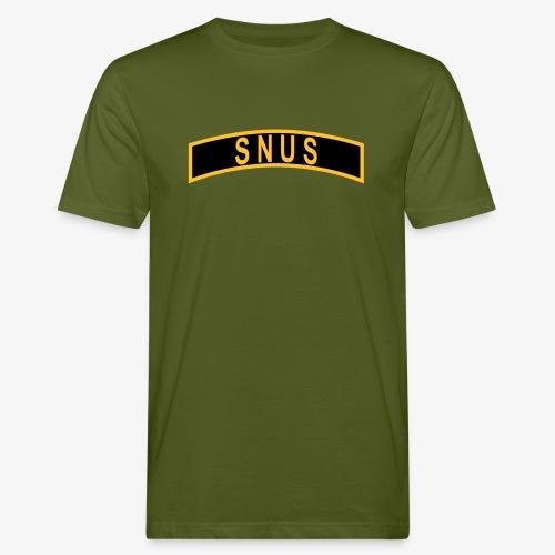 SNUS-BÅGE - Ekologisk T-shirt herr