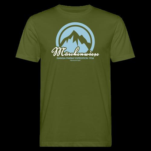 Märchenwiese - Männer Bio-T-Shirt