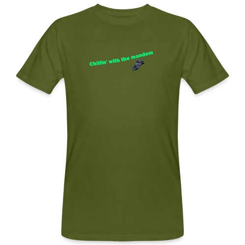 chillin' - Men's Organic T-Shirt