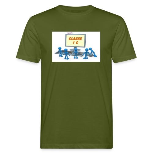 i love - T-shirt ecologica da uomo