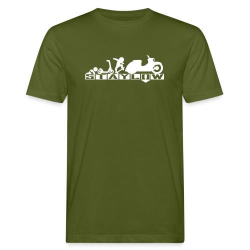 STAYLOW Skater - Männer Bio-T-Shirt