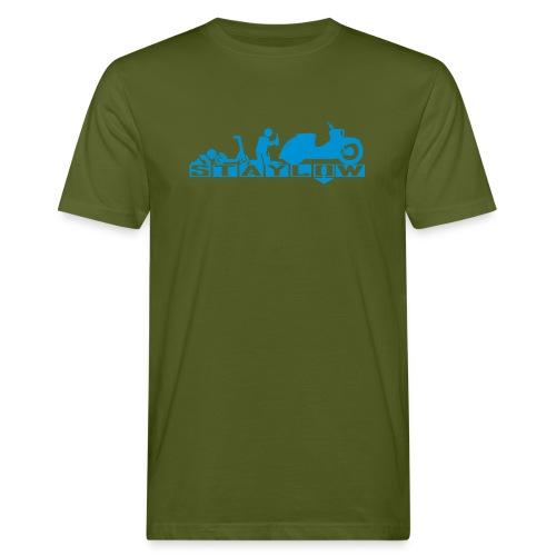 STAYLOW Bier - Männer Bio-T-Shirt