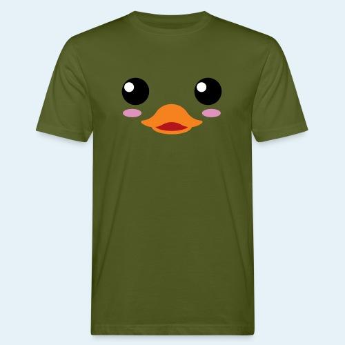 Pato bebé (Cachorros) - Camiseta ecológica hombre