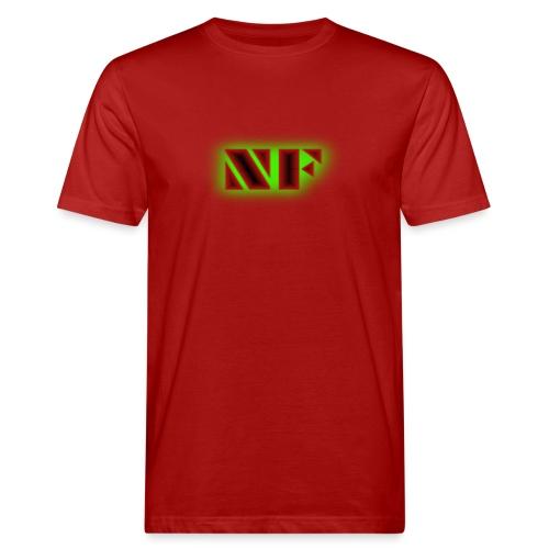 My Logo - Økologisk T-skjorte for menn