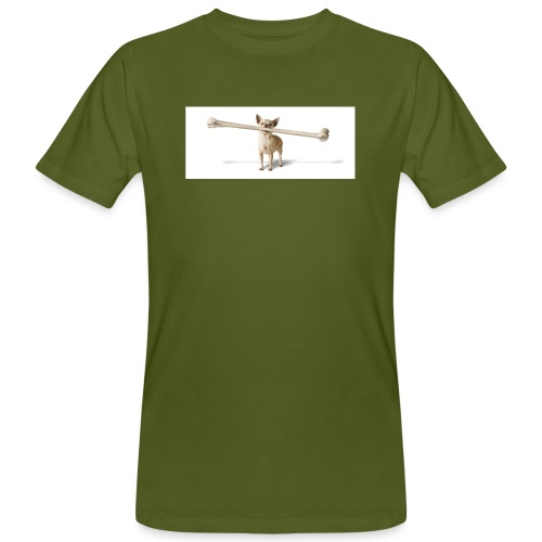 Tough Guy - Mannen Bio-T-shirt
