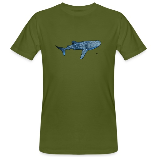 Whale shark - Men's Organic T-Shirt