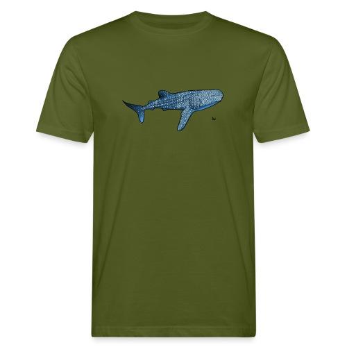 Whale shark - T-shirt ecologica da uomo