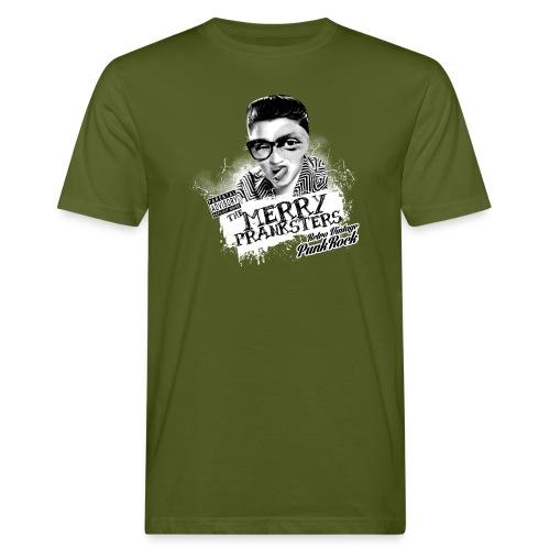 The Merry Pranksters Black Hoodie Unisex - Men's Organic T-Shirt