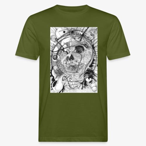 When it gets you by Rivinoya - Miesten luonnonmukainen t-paita