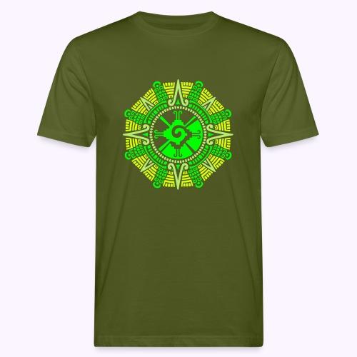 Mayan Moonstone Hunab Ku - Camiseta ecológica hombre