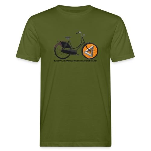 bike png - Mannen Bio-T-shirt