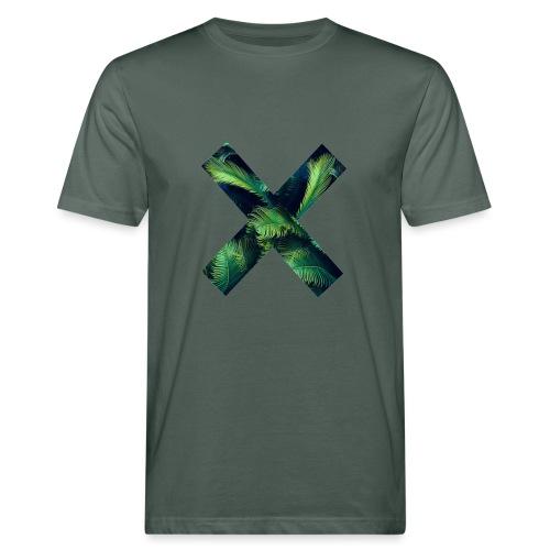 X - Camiseta ecológica hombre