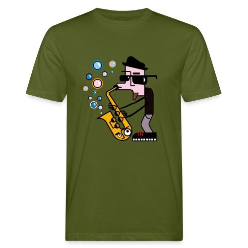 Music 6 - T-shirt ecologica da uomo