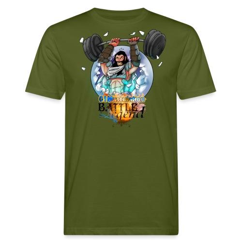 Demi-Géant - Battle for Legend X 01Musculation - T-shirt bio Homme