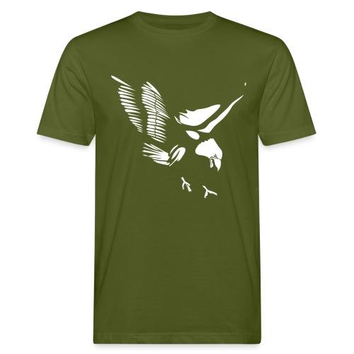 Aquila - T-shirt ecologica da uomo