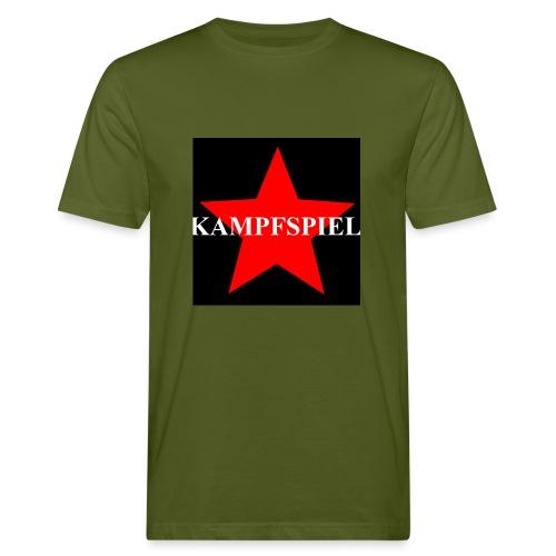 Kampfspiel - Männer Bio-T-Shirt
