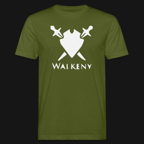 Walkeny Schwert Logo! - Männer Bio-T-Shirt