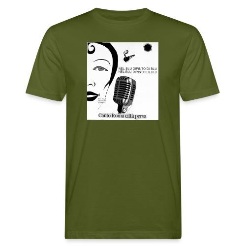 Nel blu dipinto - T-shirt ecologica da uomo