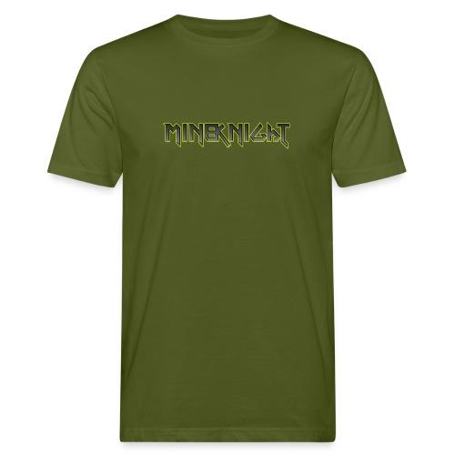 MineKnight mugg - Ekologisk T-shirt herr