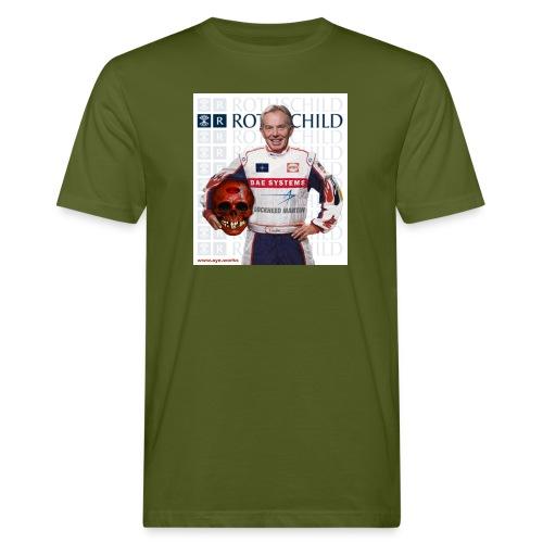 Inhuman Race - Men's Organic T-Shirt