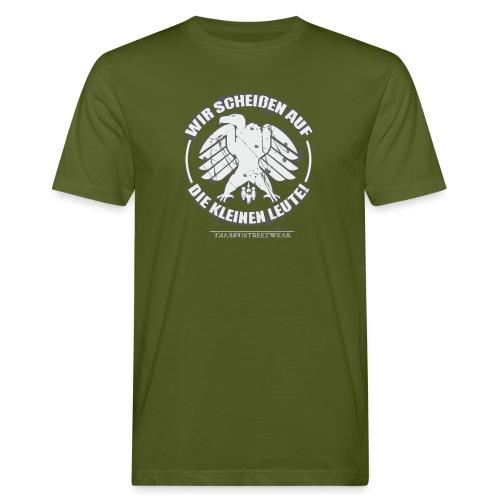 Die Bundesgeier - Männer Bio-T-Shirt