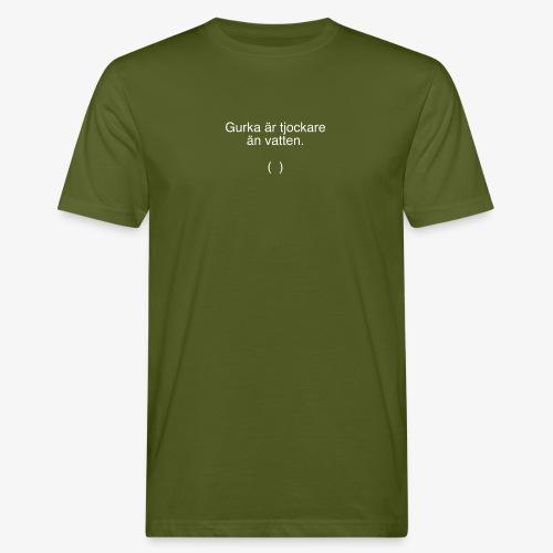 Gurka - Ekologisk T-shirt herr