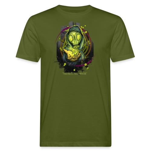 the vaccinated prophet - Männer Bio-T-Shirt