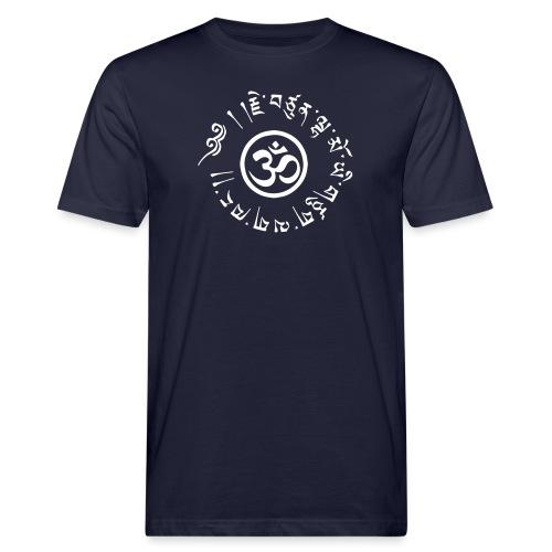 Om tibétain - T-shirt bio Homme