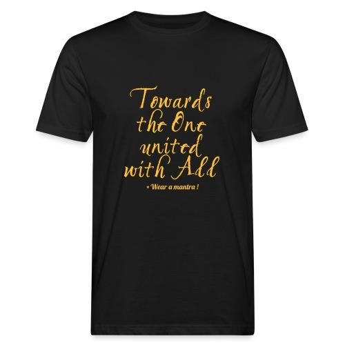 TOWARDS THE ONE - T-shirt ecologica da uomo