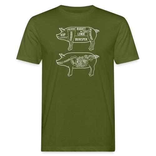 The pig - Men's Organic T-Shirt