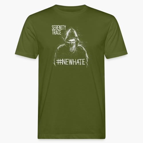 #NewHate Male - Økologisk T-skjorte for menn