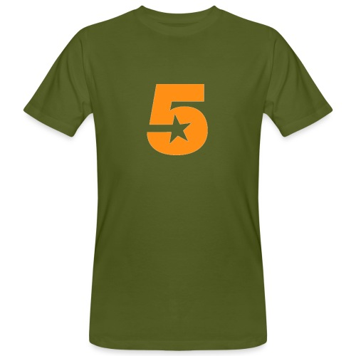 No5 - Men's Organic T-Shirt