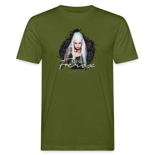 Miss Ferox - Männer Bio-T-Shirt