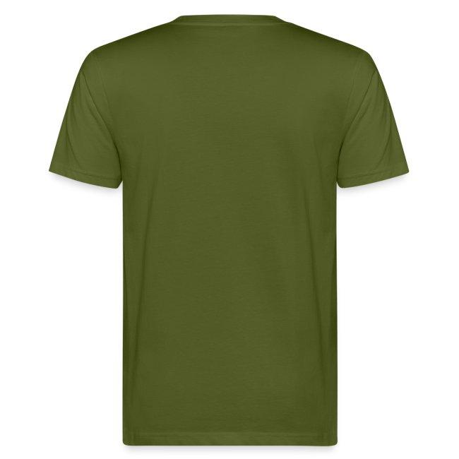Vorschau: Wiaschtl mit Senf - Männer Bio-T-Shirt